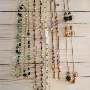 4 PC Necklaces